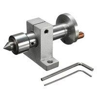 Adjustable Double Bearing Live Center Revolving Centre DIY Accessories For Mini Lathe Machine