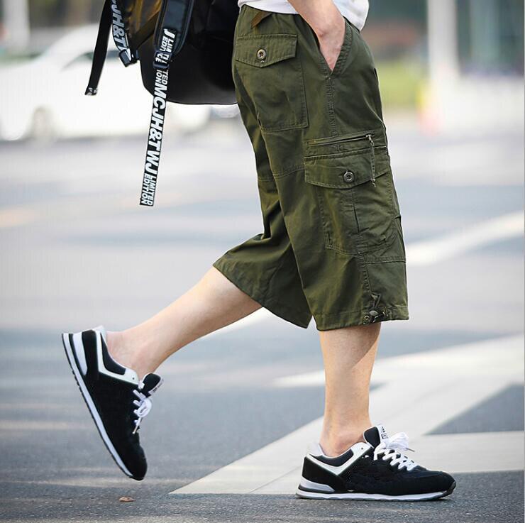 Krojač Pal Love poletje moške kratke hlače Bermuda Prosti čas - Moška oblačila - Fotografija 3