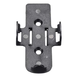 Image 3 - Car Key Garage Door Key Remoter Clamp Bracket  Car Sun Visor Clip Holder Auto Fastener Clip Universal Bracket car accessories