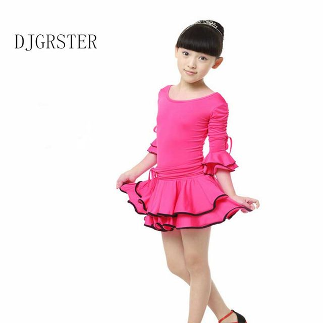 4d9d4b9413fc pretty cheap 8a5a8 a3f13 online shop child dance girl latino dancing ...