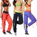 2016 fita polia de Fitness equipamentos de Perda de Peso de Fitness calças de dança calças ligeiramente elástica super confortável para homens e mulheres