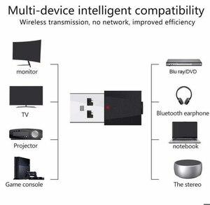 Image 2 - 2019 nowy gorący bezprzewodowy USB AUX Mini odbiornik Bluetooth dla Mercedes Benz A180 A200 A260 W203 W210 W211 AMG W204