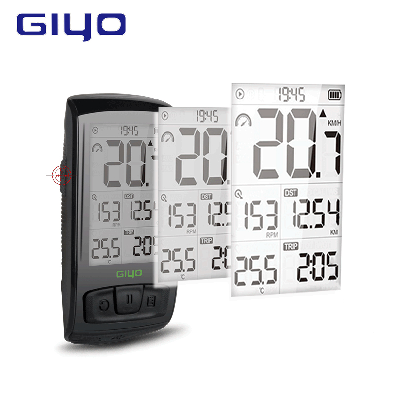 Image 4 - ANT+ /BLE4.0 Wireless Bicycle Computer Mount Holder Bicycle Speedometer Speed/Cadence Sensor Waterproof Cycling Bike ComputerBicycle Computer   -