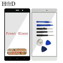 5.7 inch Front Glass Outer Glass Screen for Xiaomi Mi5s Plus Mi 5S Plus Front Touch Glass Lens (No Digitizer LCD)(China)