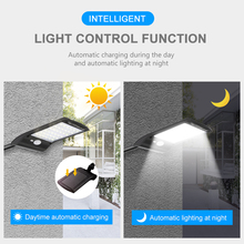 Solar Lights Outdoor 36 LED Super Bright Solar Lamp 280LM Motion Sensor Security Lights Wireless Waterproof Flexible Wall Lights