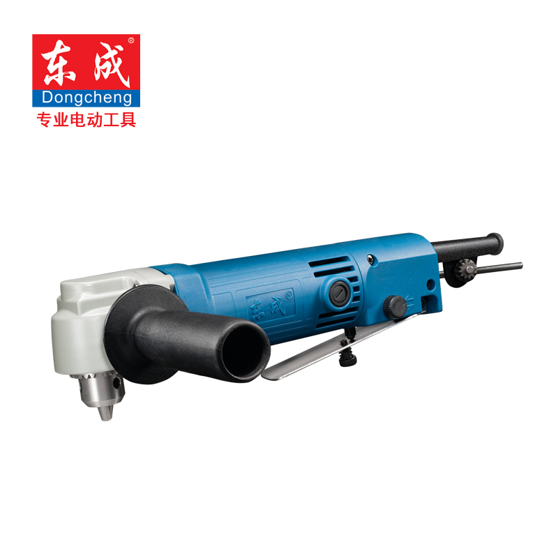 10mm Variable Speed Electric Drill For Angle 380W Hand Drill 90 Angle Electric Drill 0 1400rpm