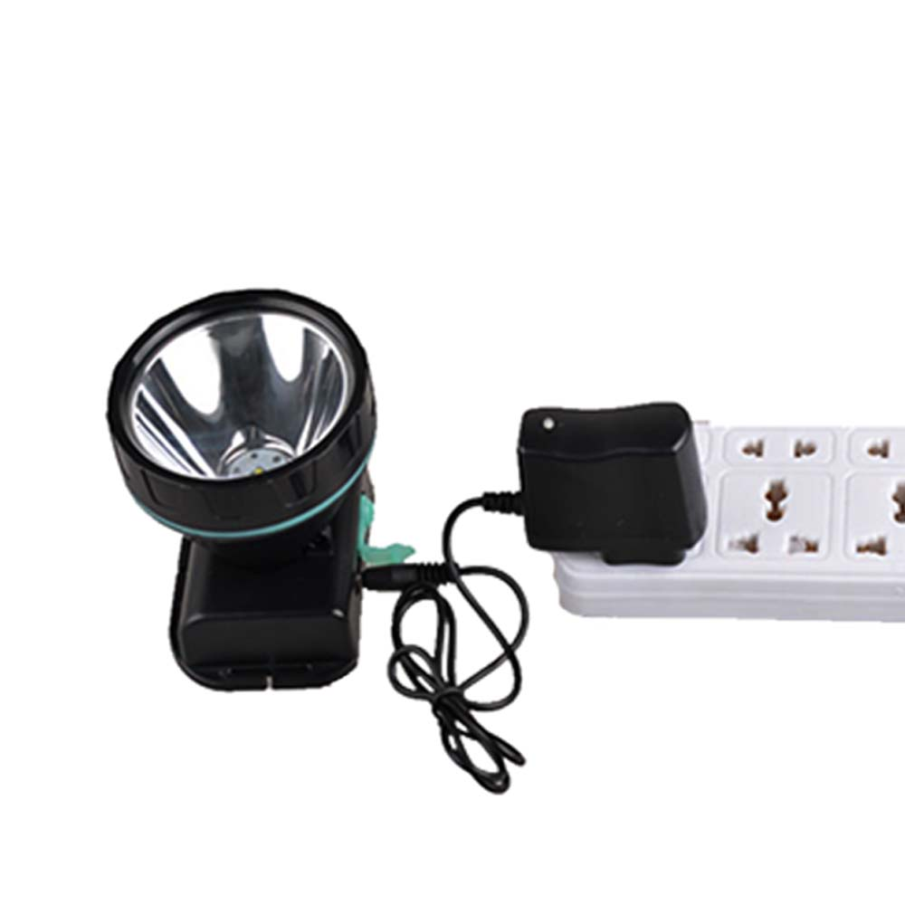 10W Super Bright Rechargeable LED headlight 1000 Lumens Outdoor camping Night fishing Waterproof led Headlamp in Portable Spotlights from Lights Lighting