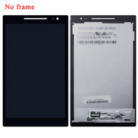 For Asus Zenpad 8.0 Z380 LCD Display Touch Screen Assembly Frame For Asus Z380KL Z380CX Z380CX Z380C Z380M Display Screen P024