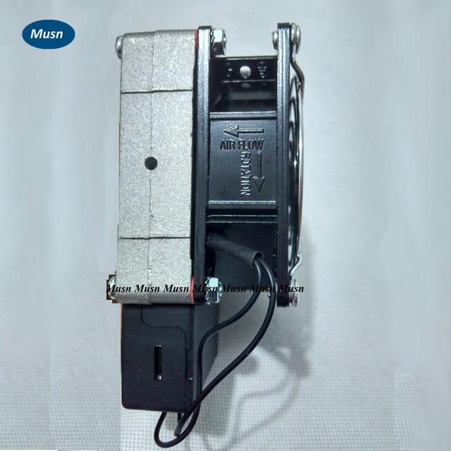 Fan Heater HVL031 100W Temperature Switch Industrial Electric Cabinet Heater  HVL 031 100W Industrial Fan Heater HVL031 100W