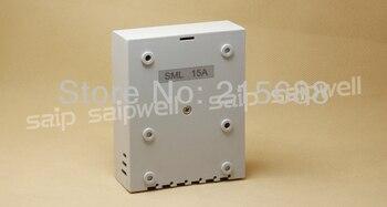 Precios De Paneles Solares | Costo Bajo De Envío Precio Gran Oferta 12/24V Totalmente Electronocal Eficiente LED PWM Sistema De Panel Solar Controlador De Carga 12V SML 15A