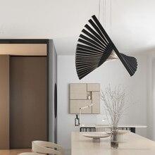 Postmoderna LED soggiorno lampade a sospensione ristorante deco sospensione apparecchi di illuminazione Bar cafe lampada a sospensione camera da letto Nordico illuminazione