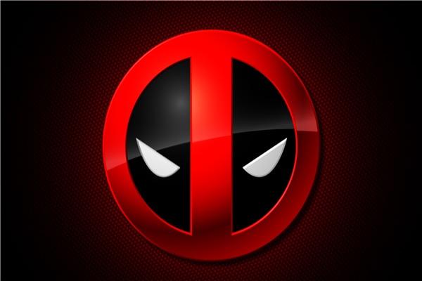 Deadpool Poster Logo Marvel Legends Canvas Prints Marvel Comics Deadpool Mask Wall Stickers