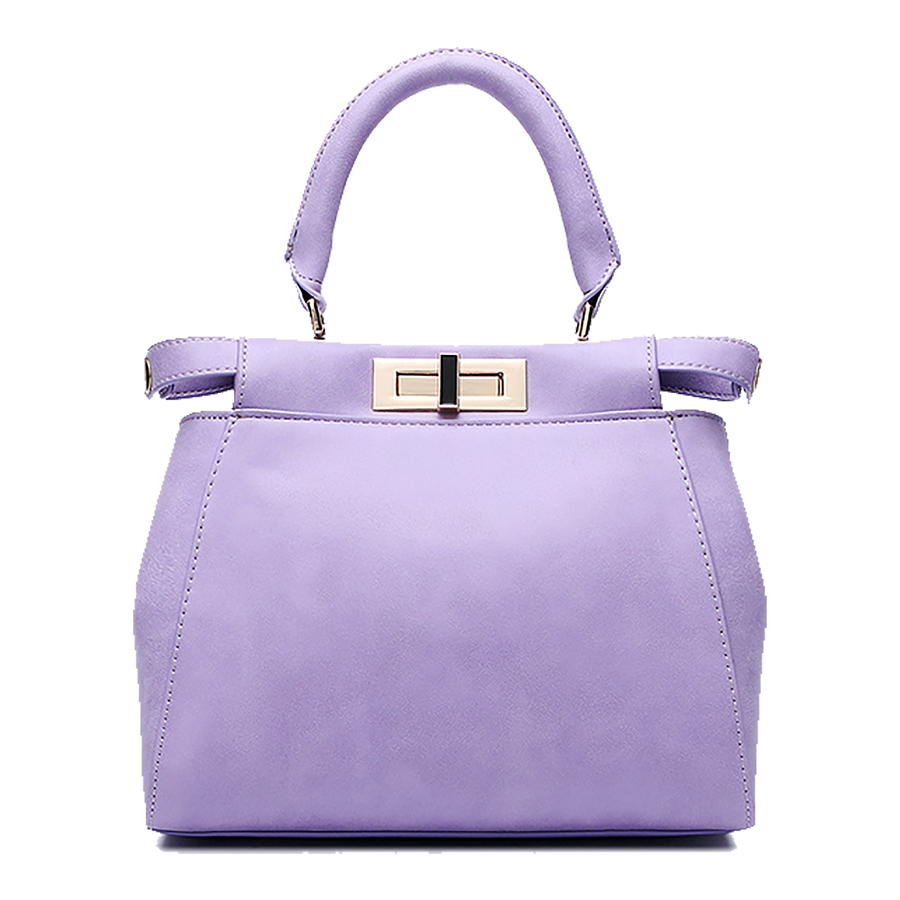 Compare Prices on Pink Suede Handbag- Online Shopping/Buy Low ...