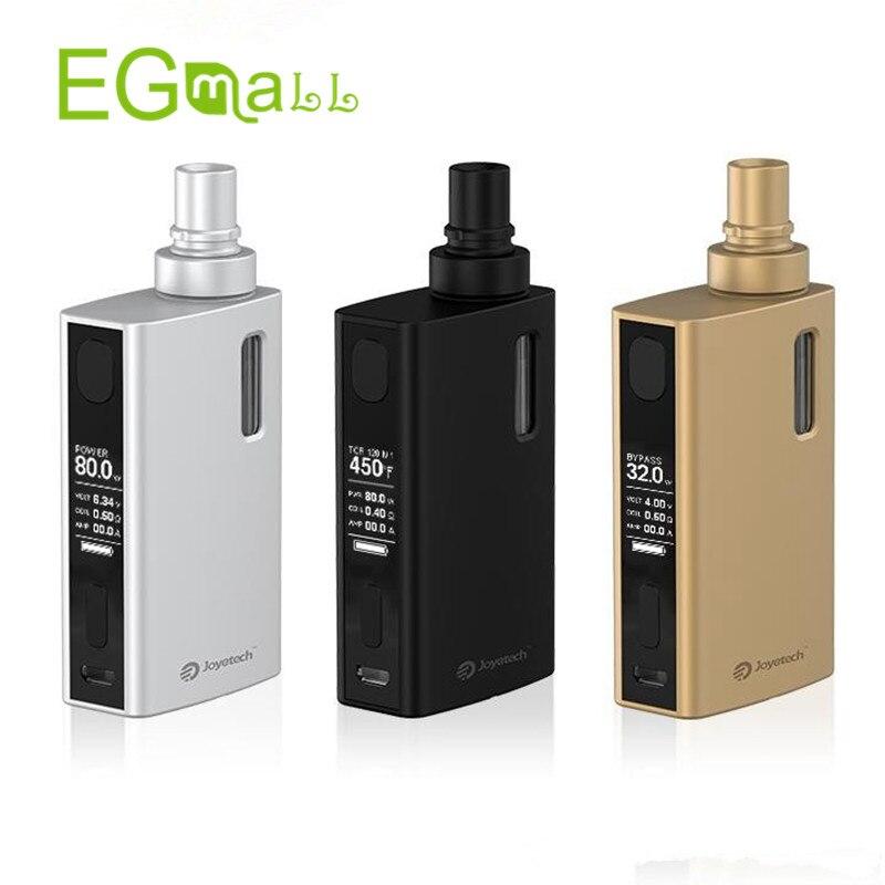 ФОТО Original Joyetech eGrip II All-in-One electronic Cigarette Kit eGrip 2 with TFTA-Tank Technology 3.5ml and 2100mah Capacity