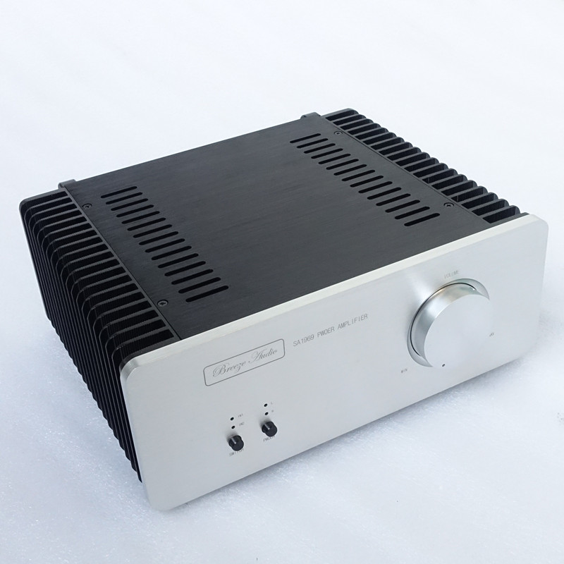 WEILIANG AUDIO Class A Hood 1969 Power Amplifier Version 2018