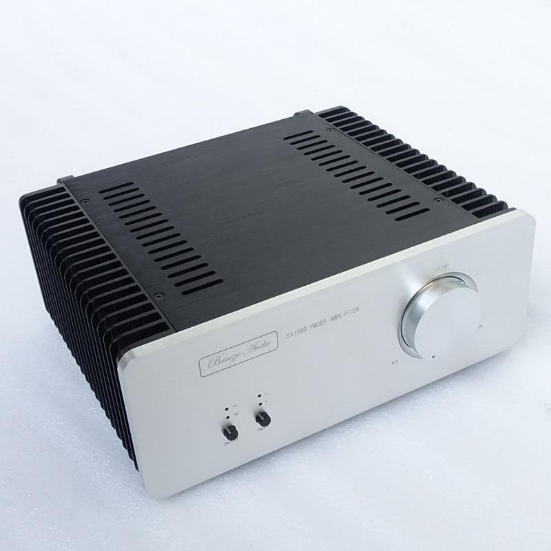 WEILIANG AUDIO Class A Hood 1969 Power Amplifier Version 2018