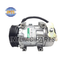 9626902180 6453JF для Sanden 7V16 авто компрессор переменного тока для Citroen C5 Break Fiat Lancia Phedra peugeot 406 Break Coupe 607 6pk
