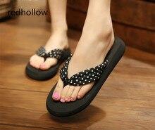 купить Plus Size 35-42 Summer Flip Flops Beach Sandals Slippers Women Flat Summer Shoes Home Slippers For Women Slides Comfortable Shoe по цене 753.02 рублей