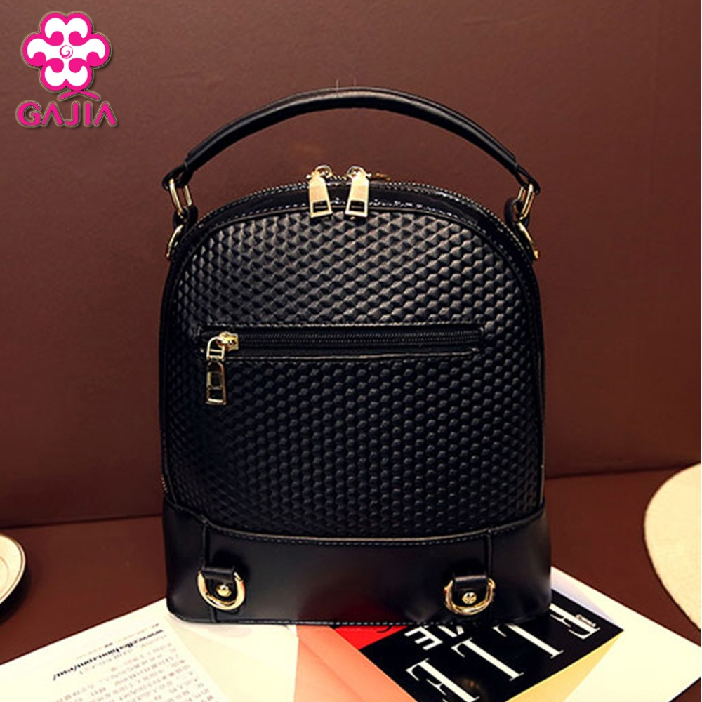 gajia moda multifuncional mochila de Tipo de Estampa : Geométrica