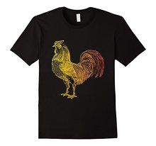 T-Shirt with Chicken for Men
