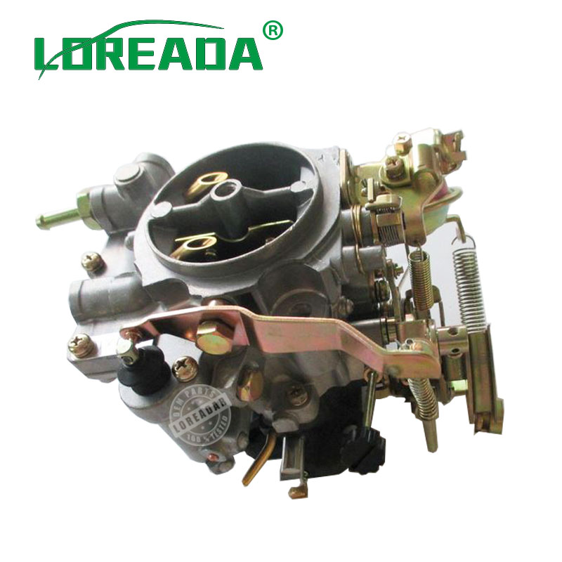 LOREADA AUTO ENGINE CARB CARBRETTER CARBURETOR ASSEMBLY MD-006219 fits for MITSUBISHI 4G32 Engine OEM quality Fast Shipping brand new carburetor 21081 1107010 21081c for lada 081c engine high quality warranty 20000 miles fast shipping