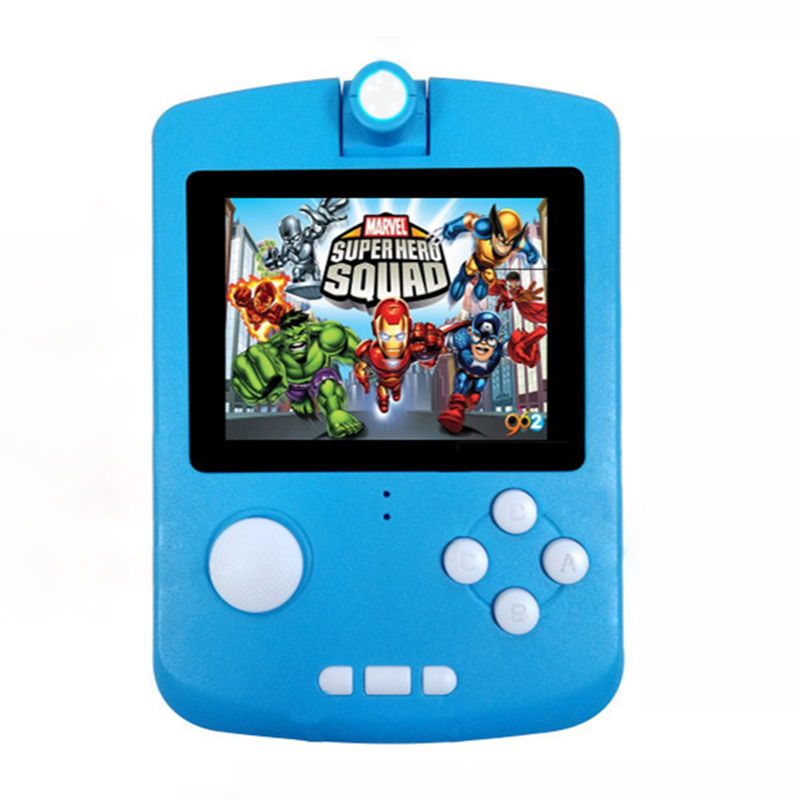 3 0 inch Portable Game Console MP3 MP4 Player E book FM 32 bit     3 0 inch Portable Game Console MP3 MP4 Player E book FM 32 bit Operating  System PMP Sega Handheld Game Player in Handheld Game Players from Consumer