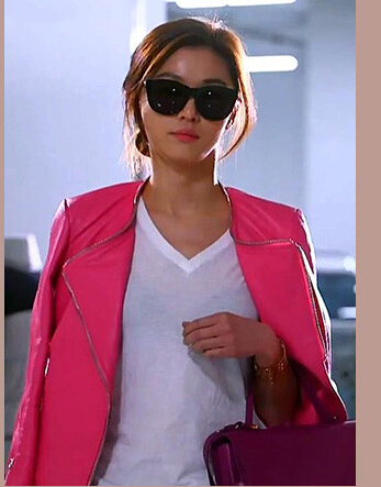Compare Prices on Hot Pink Leather Jacket- Online Shopping/Buy Low