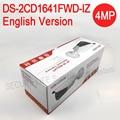 На складе Английская версия DS-2CD1641FWD-IZ заменить DS-2CD2645F-IZS 4MP переменным фокусным Сети пуля Камеры ВИДЕОНАБЛЮДЕНИЯ POE ip камеры H.264 +