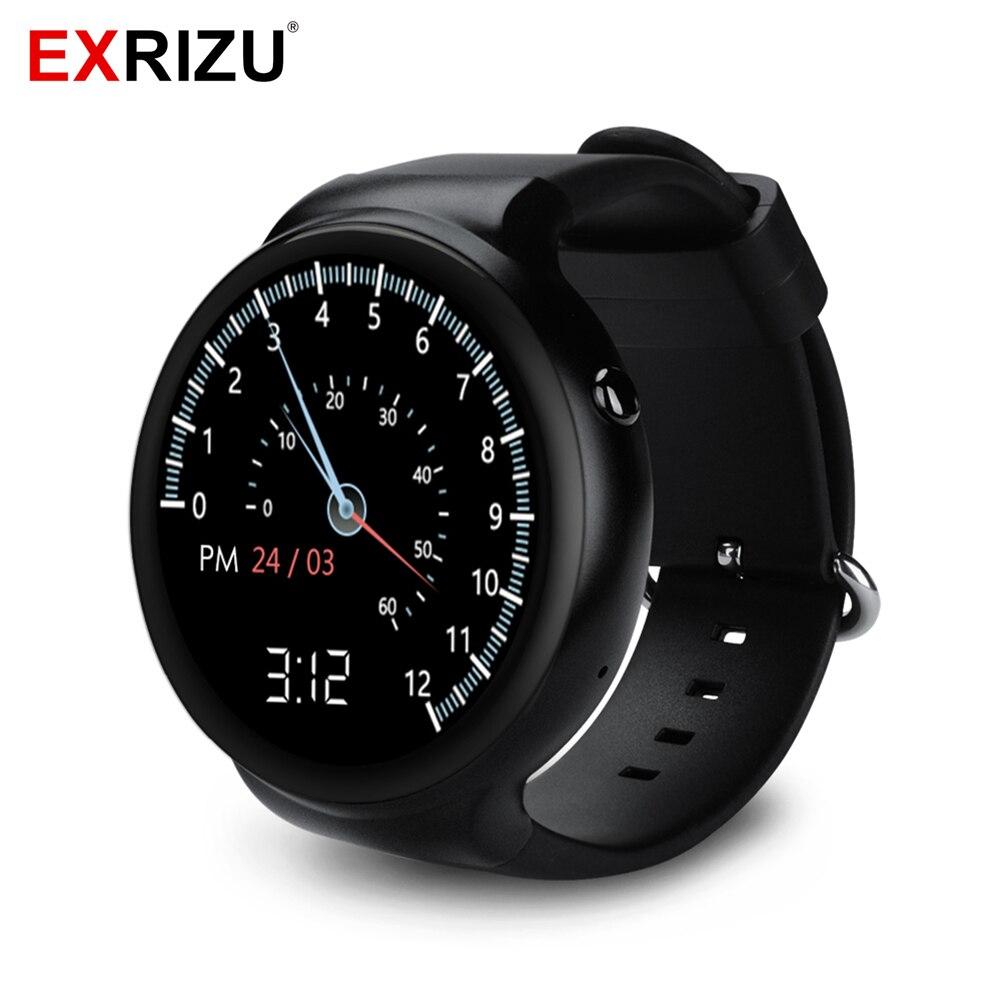 UWATCH I4 Smart Watch Android 5 1 RAM 1G ROM 16G Wristwatch MTK6580 1 39 AMOLED