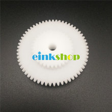 Einkshop Used Drive Gear for Canon PIXMA I70 I80 IP90 IP90V improved Motor Gear 5x free shipping 4002 2502 01 4002250201 di450 di550 di470 drive motor gear for konica minolta 101t drive gear