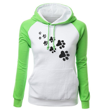 Women's Kawaii Paw Hoodies