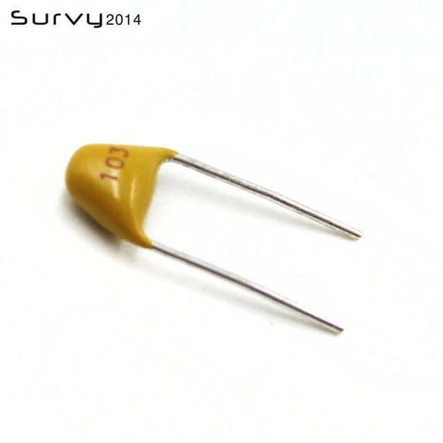 100 шт 001/01/022/033/1 мкФ 680pf многослойный монолитный керамический