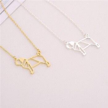 Dog Pendant Pug Necklace 5
