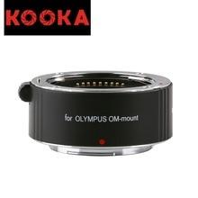 KOOKA KK-O25 Copper Extension Tube TTL Exposure Close-up Image for Olympus OM 4/3 Mount Cameras (25mm)