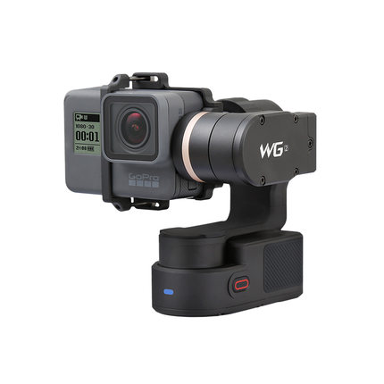 Feiyu New FY WG2 Waterproof 3 Axis Blushless Wearable Gimbal Stabilizer for GoPro Hero 5 4