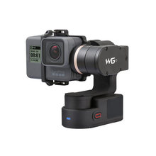 цена на Feiyu New FY WG2 Waterproof 3 Axis Blushless Wearable Gimbal Stabilizer for GoPro Hero 5 4 Session In Stock