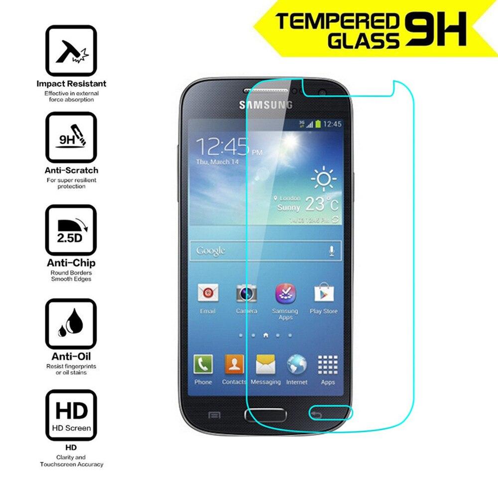Screen Protector Film For Samsung S4 S4 Mini Tempered Glass For Samsung Galaxy S4 S4 Mini Glass I9190