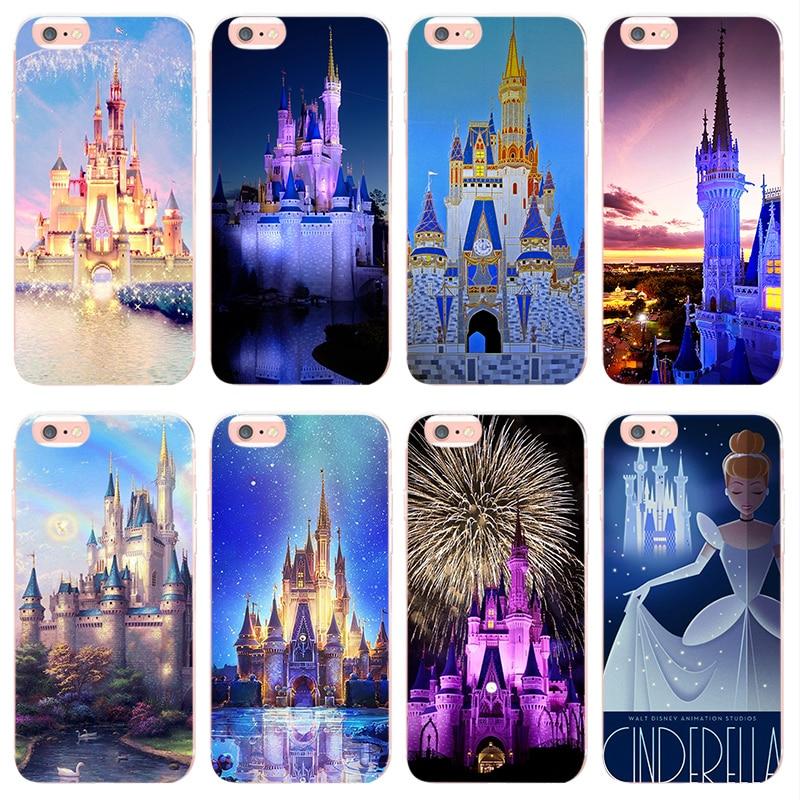 Disney Cinderella Castle Phone Case
