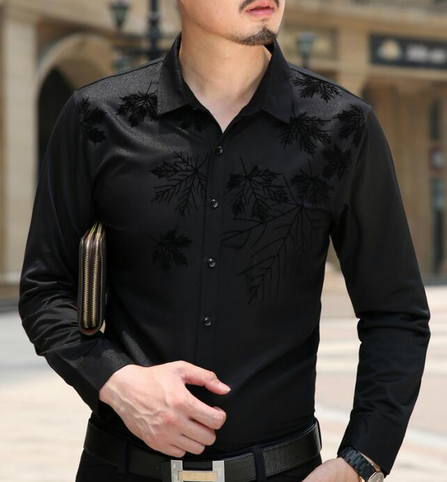 Compare Prices on Man Shirt Casual Pattern- Online Shopping/Buy ...