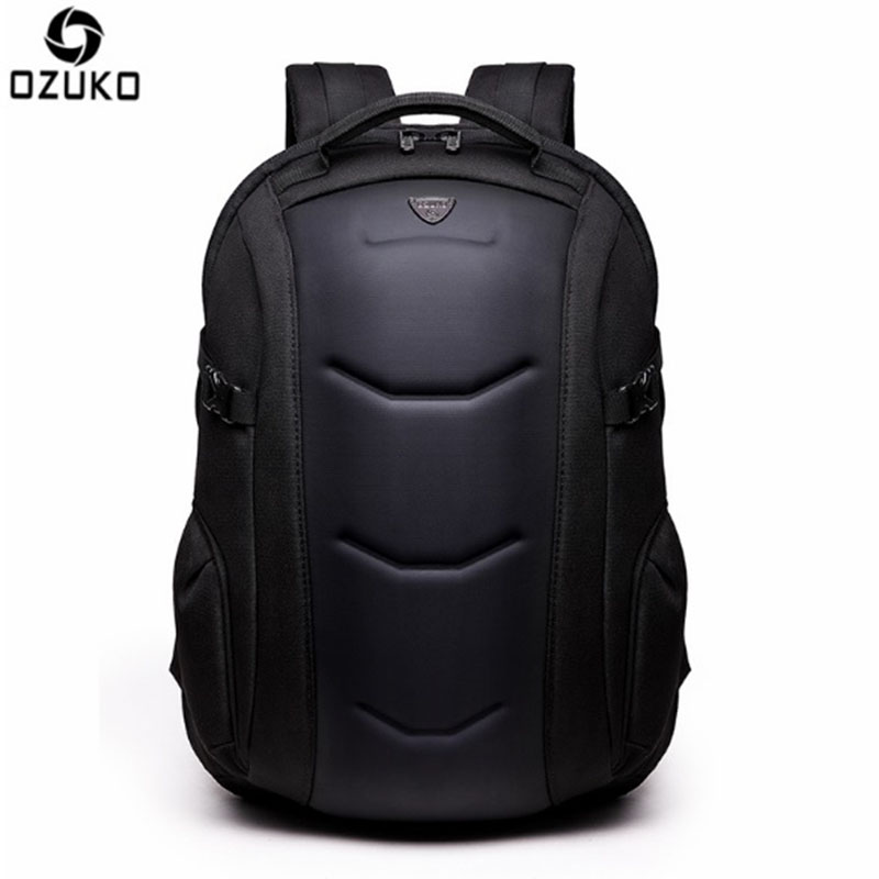 OZUKO 2017 New Arrival Men Backpack 15.6 inch Notebook Bags Oxford Waterproof Anti-Theft Teenagers Men Student Fallow School Bag new gravity falls backpack casual backpacks teenagers school bag men women s student school bags travel shoulder bag laptop bags