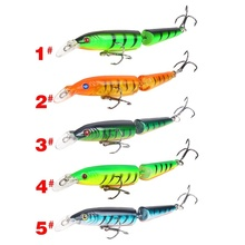 Luya Two-section Hard Bait 9g/10.5cm Swing Minor Simulation Free Shipping