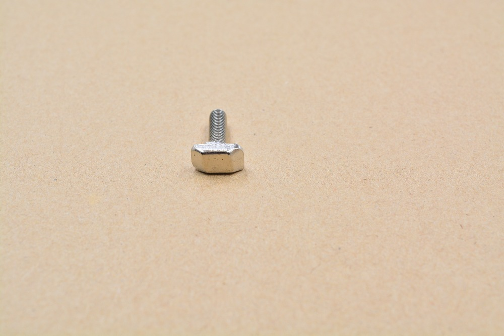 Европейский стандарт T винт T болт M8x35 для европейского стандарта 45 алюминиевый профиль 1 шт.