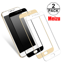 2PCS Protective Glass For Meizu M6 Note M6S / M5 M5S M8 note 9 M16X 16 th Pro 7plus Screen Protector Tempered