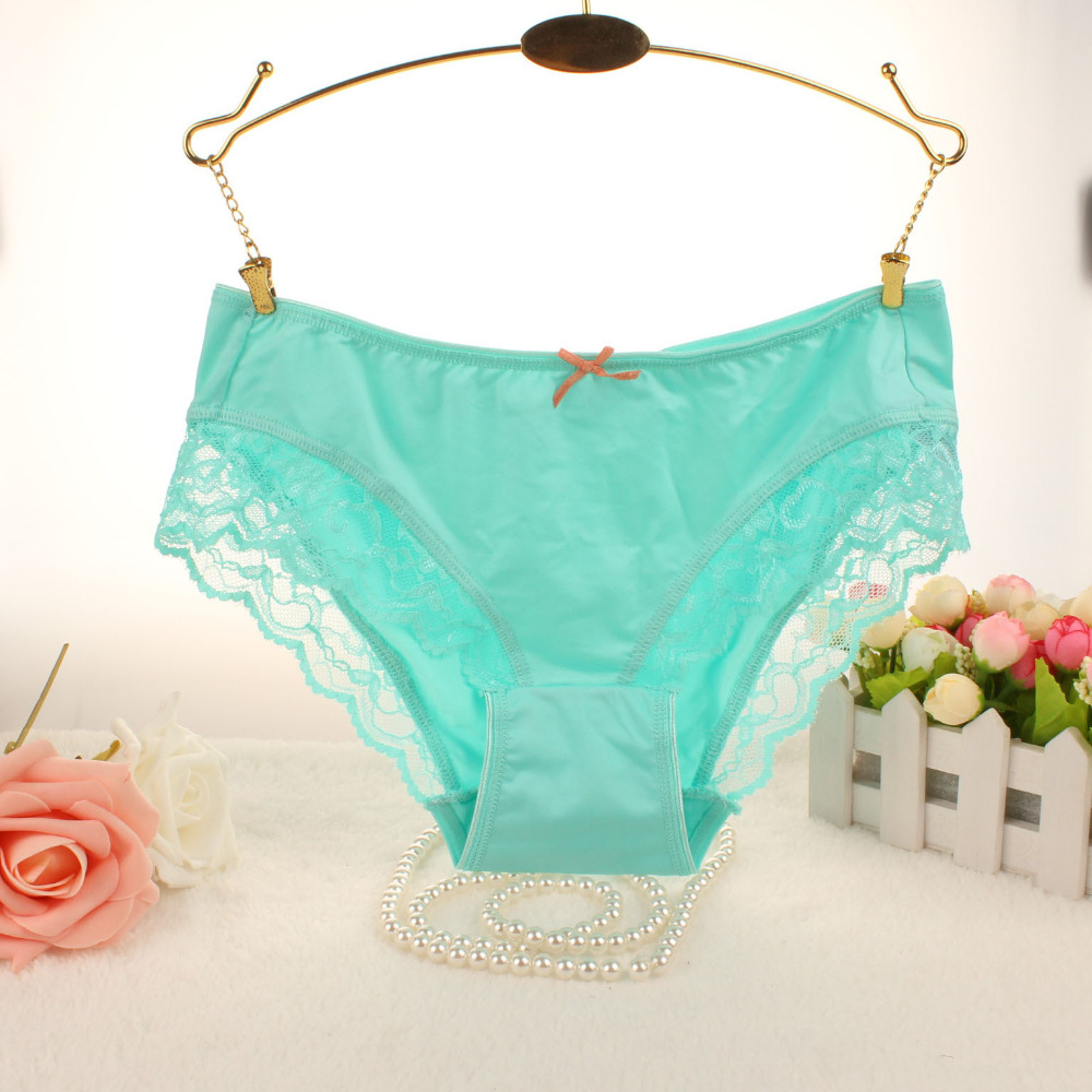 Sexy Women Female Briefs Panties Brand Lace Underwear Womens Leopard Underware For Lady lingerie Intimates 2019 2