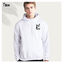 Funny Unisex Sweatshirts Grumpy Cat Nope Printed Hoodies Men Hooded Women  Hoody Gray White Autumn Winter 0ffc3d1021