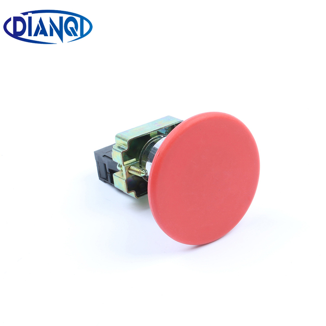 XB2 BR42 XB2-br42 mushroom head button push button switch 60mm momentary