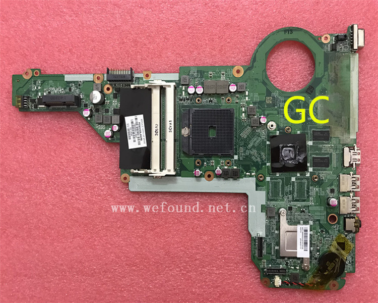 laptop Motherboard For 15-E DA0R75MB6C1 720692-001 720692-501 system mainboard Fully Tested цена