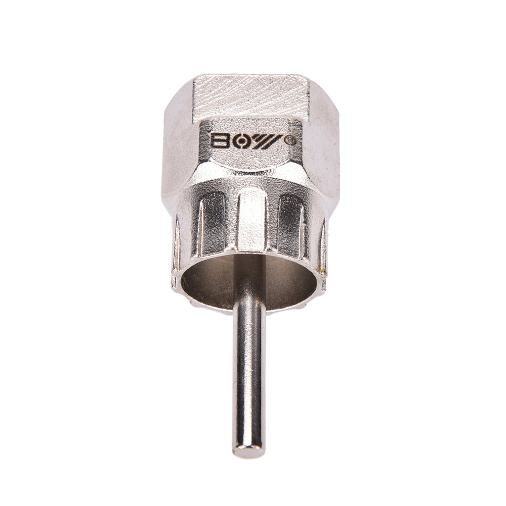 Bicycle Freewheel Repair Cassette Tool Center Lock Disc Brake Remover Tool 25mm