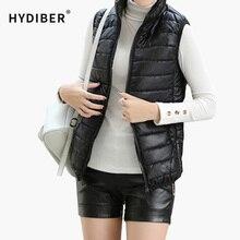 Plus Size Women Sleeveless Jacket Winter 2015 Korean Cotton Regular Paragraph Slim Coat  Z9