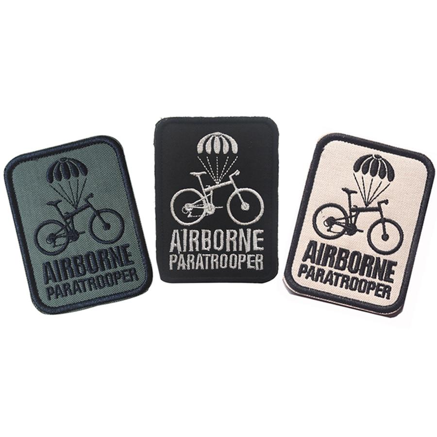 Bicicleta parche hierro//para coser en la ropa para bicicleta de carretera ciclismo bordado Badge